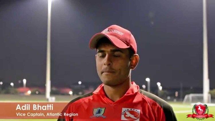Adil Bhatti Meet Adil Bhatti USA National Cricketer YouTube