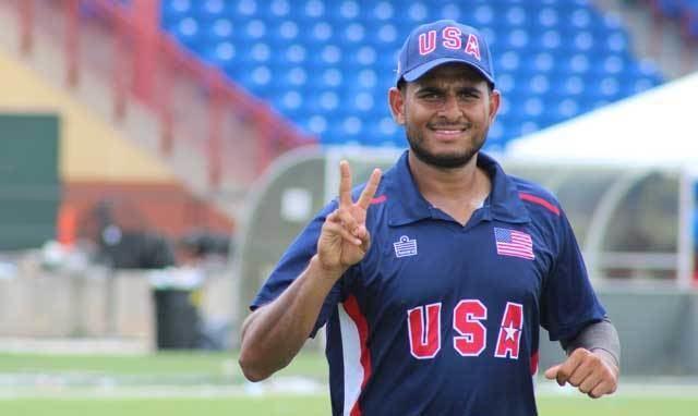 Adil Bhatti Adil Bhatti Blasts 189 off 74 Balls In T20 Match USA Cricketers