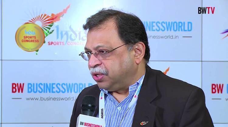 Adille Sumariwalla India having an eye on Olympics Adille Sumariwalla YouTube