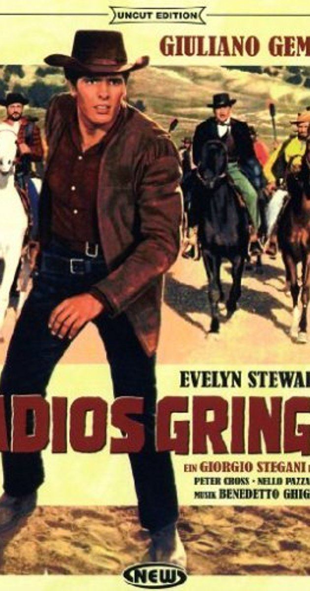 Adiós gringo Adis gringo 1965 IMDb