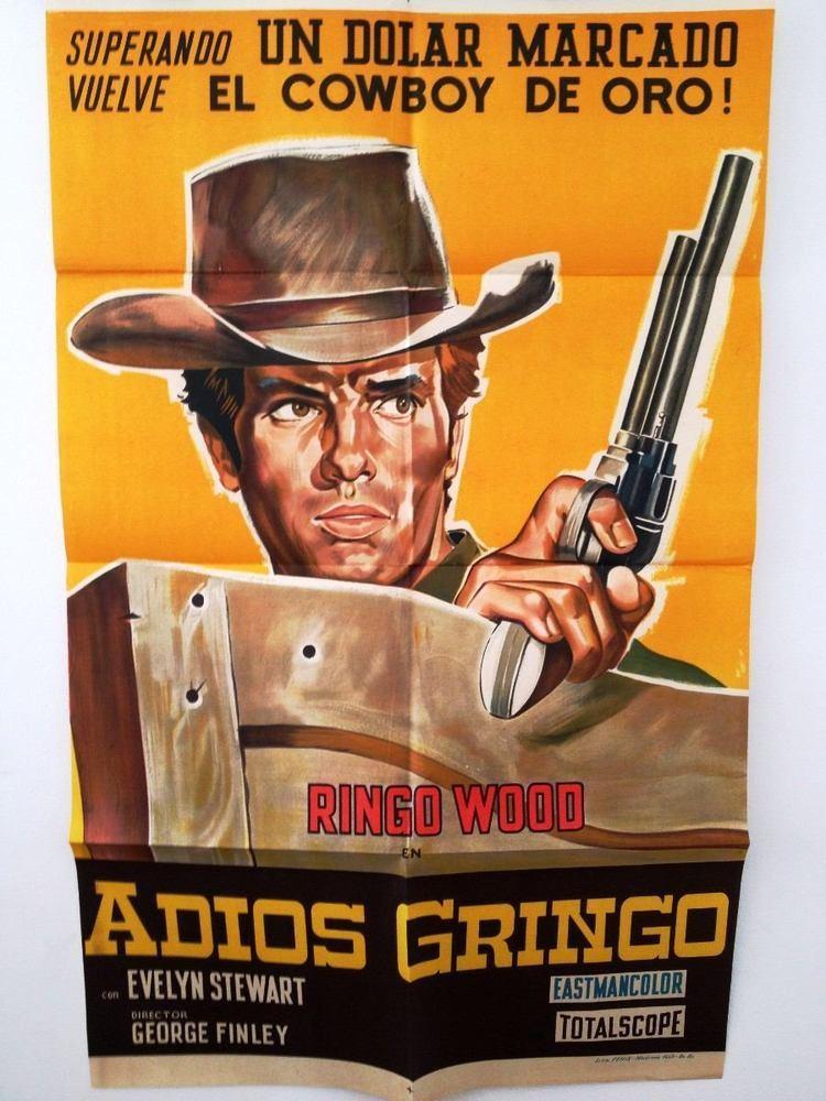 Adiós gringo Afiche De Cine Adios Gringo 60000 en Mercado Libre