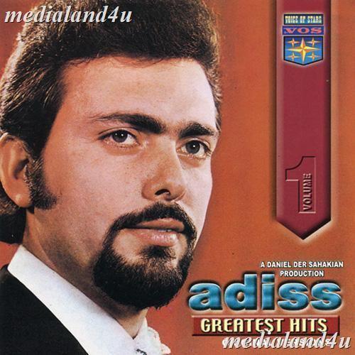 Adiss Harmandian Medialand4u Adiss Harmandian Greatest Hits First Pack 2001