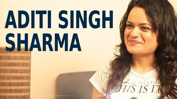 Aditi Singh Sharma Aditi Singh Sharma The Rockstar Chick Sings Zombie