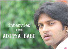 Aditya Babu Aditya Babu interview Telugu Cinema interview Telugu film actor