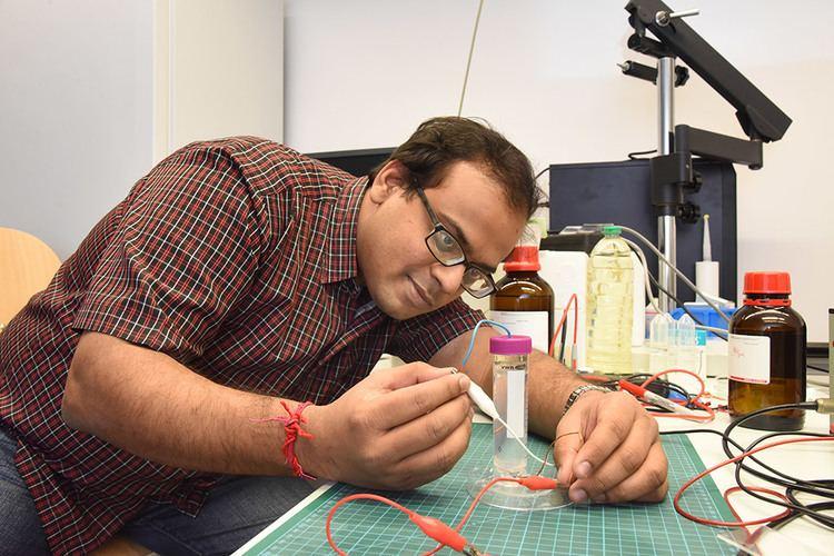 Aditya Bandopadhyay Alexander von Humboldt Research Fellow Aditya Bandopadhyay