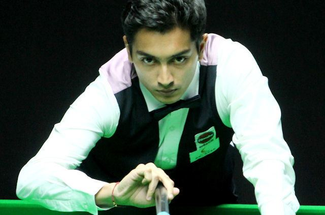 Aditya Mehta Indian Open Snooker Onus on Aditya Mehta to deliver