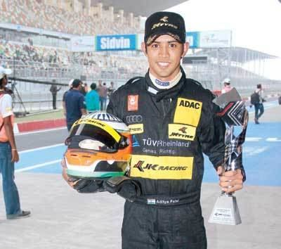 Aditya Patel Aditya Patel wins final race of Asia Series39 Round 16 Sports