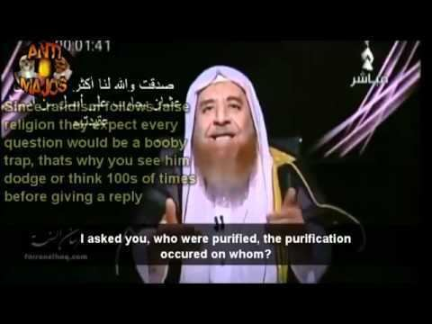 Adnan al-Aroor syrian sheikh adnan aroor shia YouTube