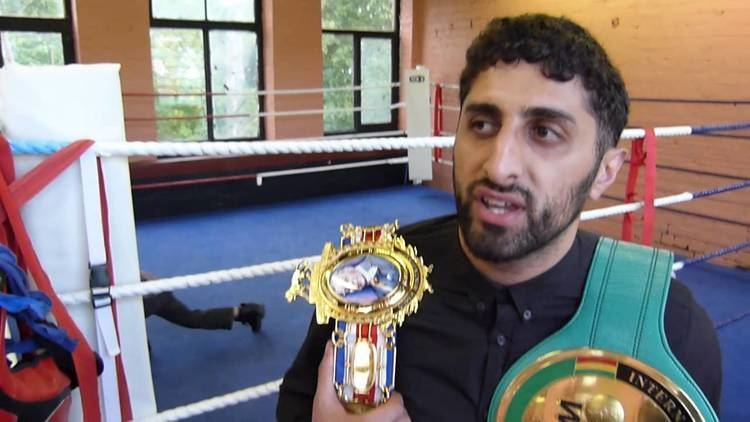 Adnan Amar Adnan Amar at the Opening Ceremony of One Nation Gym Sheffield YouTube