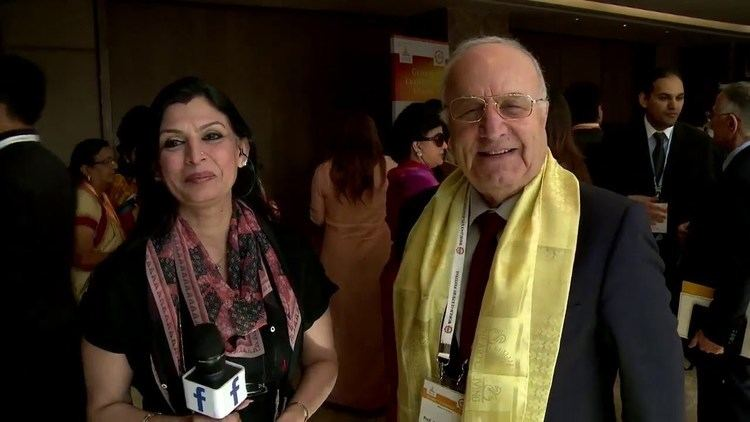 Adnan Badran Adnan Badran former Prime Minister of Jordan at the World Culture