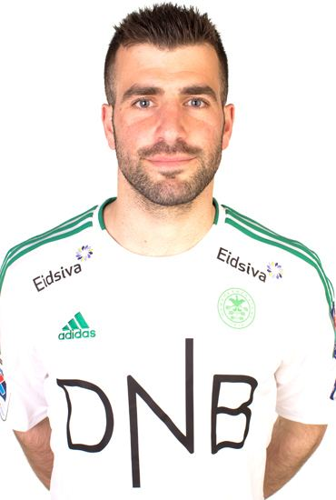 Adnan Haidar Norway D1 Game week18 Arab Football