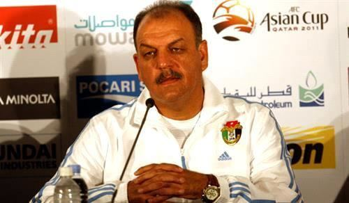 Adnan Hamad Jordan39s coach Hamad quits after qualifying victory