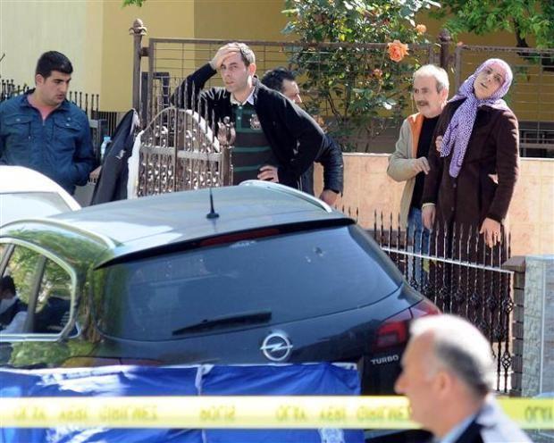 Adnan Yıldız Eski milletvekili Adnan Yldza silahl saldr 17 Foto Haber