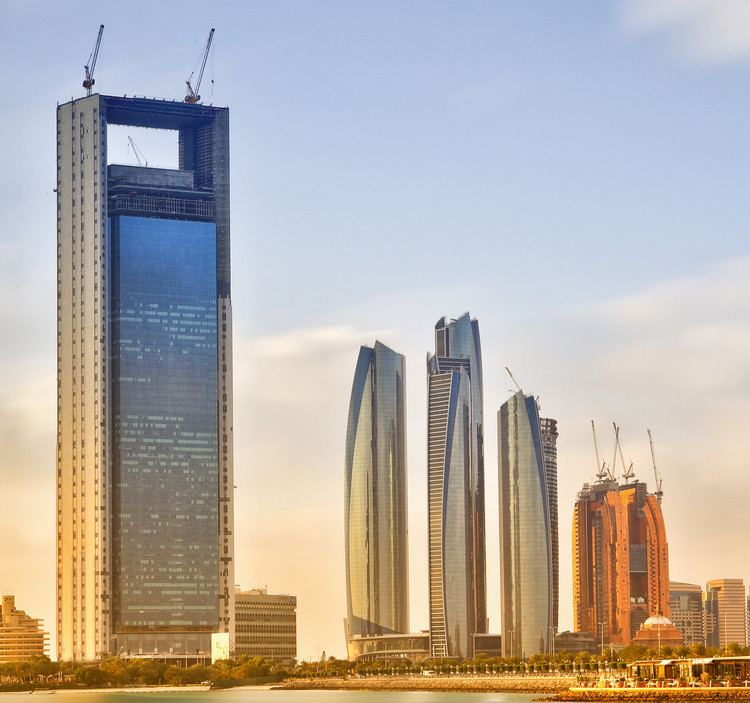 ADNOC Headquarters ABU DHABI ADNOC Headquarters 1100 FT 335 M 65 FLOORS