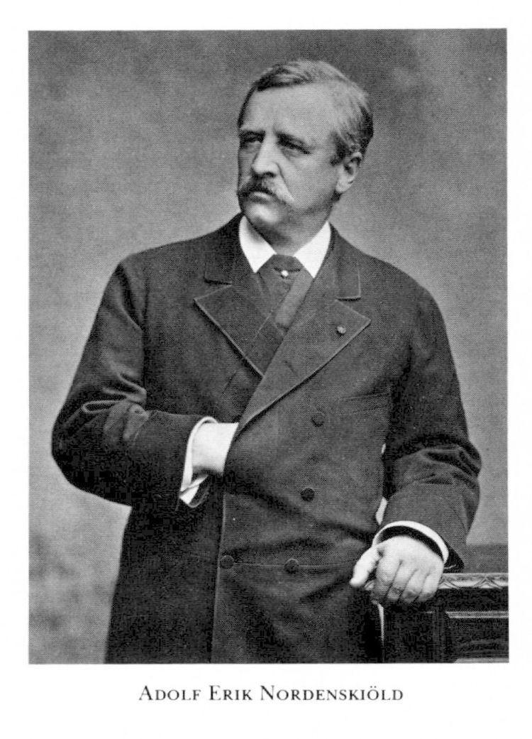 Adolf Erik Nordenskiold N Adolf Erik Nordenskild Svenskt Biografiskt Lexikon