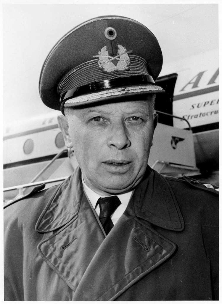 Adolf Heusinger LeMO Biografie Adolf Heusinger