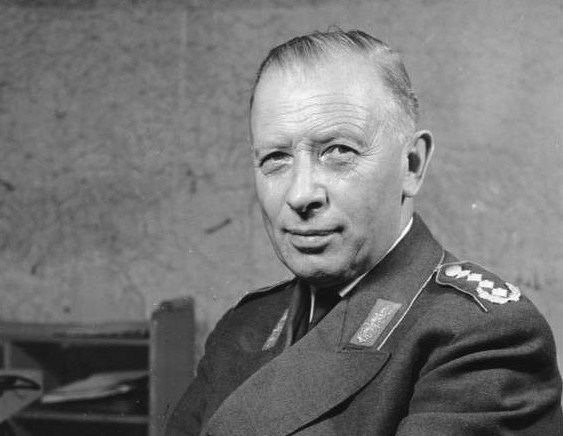 Adolf Heusinger Adolf Heusinger Hitler39s Army Chief and NATO chairman
