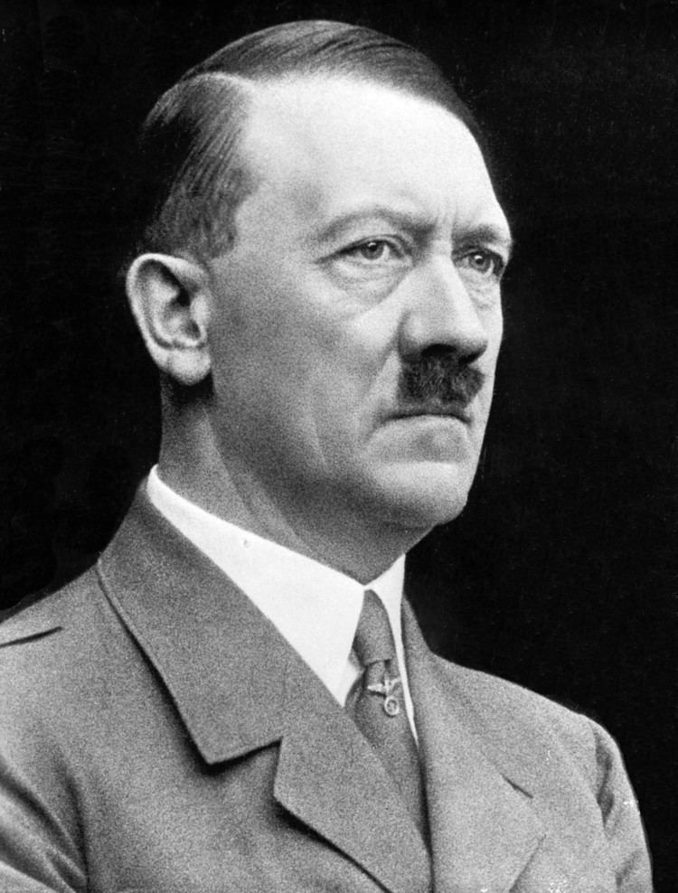Adolf Hitler Fhrer Wikipedia the free encyclopedia