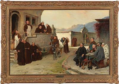 Adolf Humborg 19th Century Paintings Adolf Humborg Dorotheum