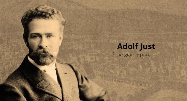 Adolf Just Adolf Just Jungborn Harz
