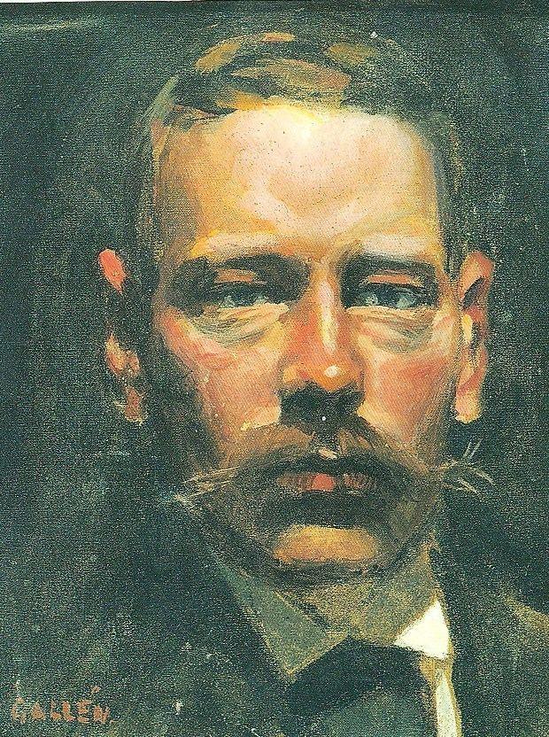 Adolf Paul FileAdolf Paul painted by Akseli GallenKallela in 1903jpg