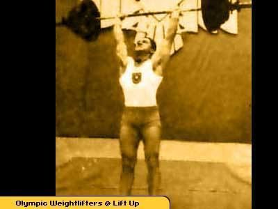 Adolf Wagner (weightlifter) Adolf Wagner Top Olympic Lifters of the 20th Century Lift Up