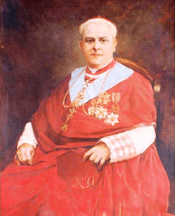 Adolfo Alejandro Nouel Doce Linajes de Soria MONSEOR ADOLFO ALEJANDRO NOUEL Y BOBADILLA