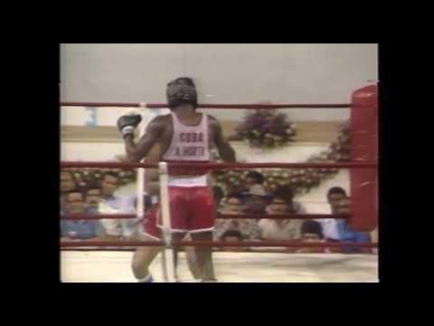 Adolfo Horta Boxeo Cubano Adolfo Horta VS Ramon Goire YouTube