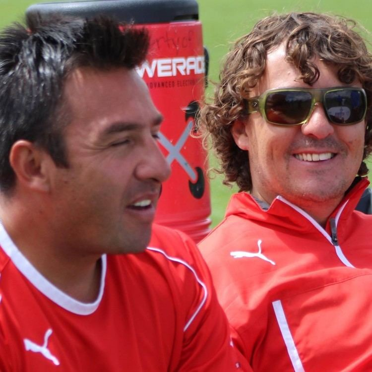 Adolfo Ovalle Coaches laroca Futbol Club