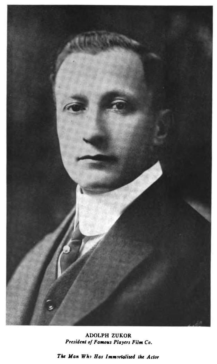 Adolph Zukor Adolph Zukor Wikipedia the free encyclopedia