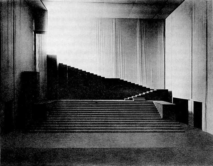 Adolphe Appia A Revolution in Stage Design Drawings and Productions of