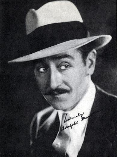 Adolphe Menjou Adolphe Menjou