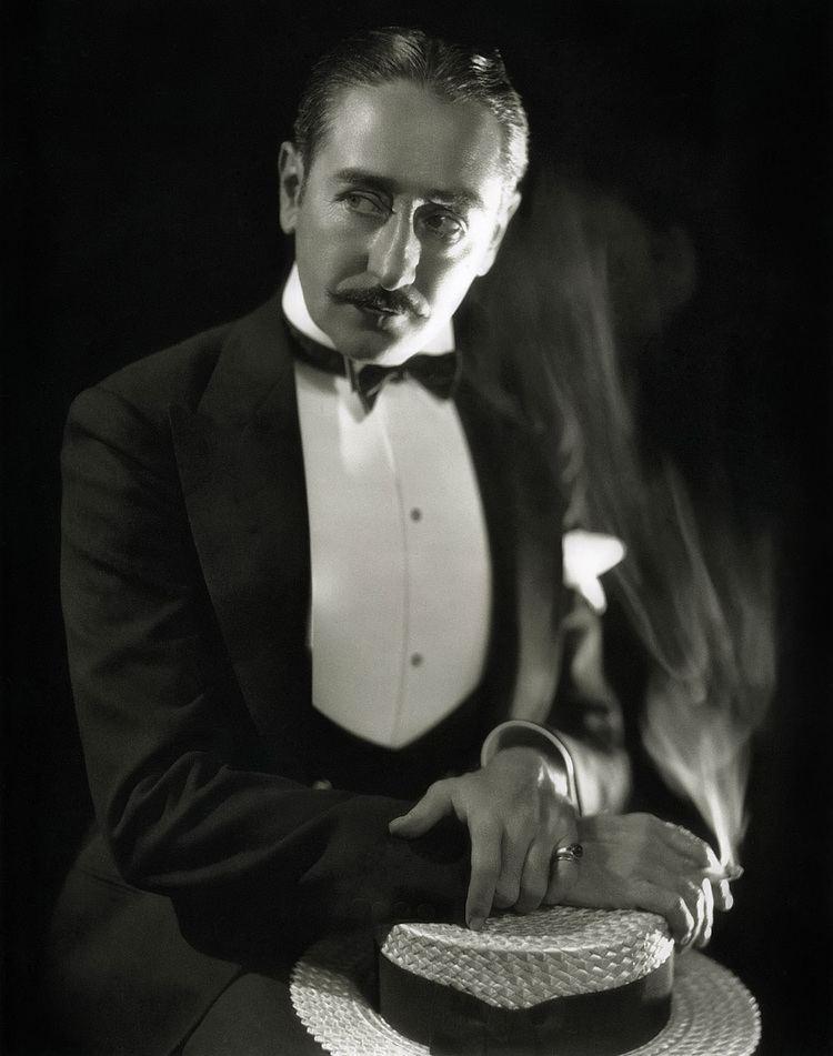 Adolphe Menjou Adolphe Menjou Muses Cinematic Men The Red List