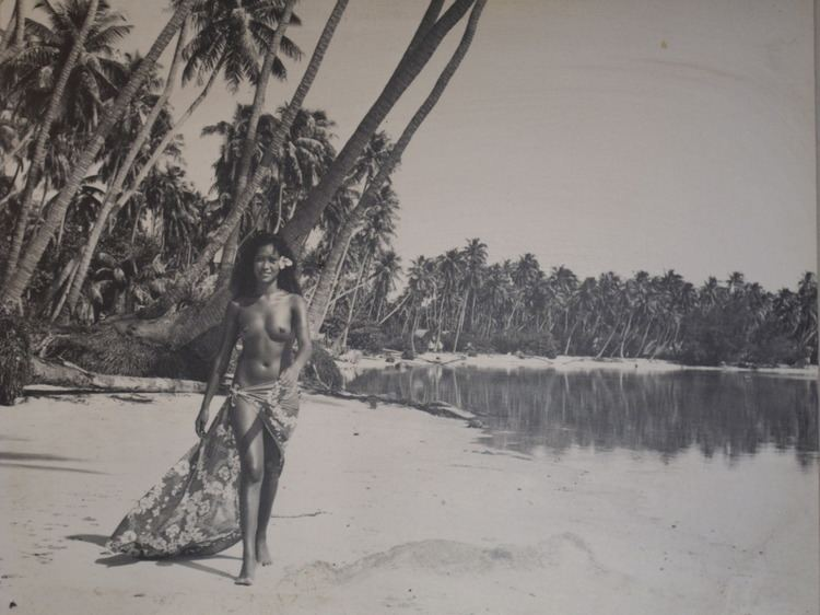 Adolphe Sylvain FOCUS TAHITIAN BEAUTIES BY ADOLPHE SYLVAIN