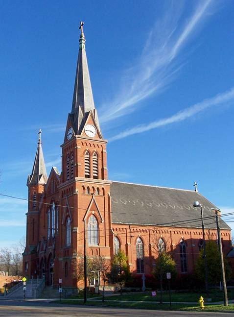 Adolphus Druiding Catholic Architecture and History of Toledo Ohio Adolphus Druiding