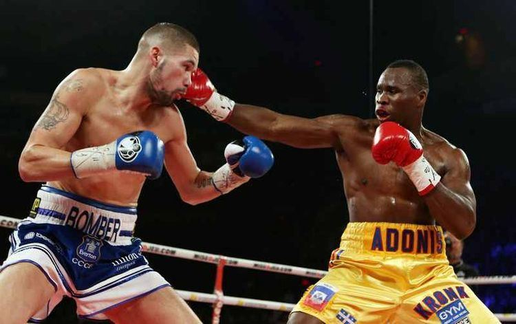 Adonis Stevenson Live Tony Bellew fights Adonis Stevenson for the WBC