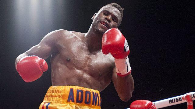 Adonis Stevenson Adonis Stevenson Boxing Record