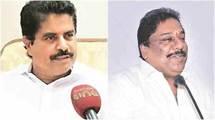 Adoor Prakash Kerala Several Congress leaders skip exminister Adoor Prakash