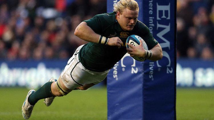 Adriaan Strauss Scotland lose to South Africa as hooker Adriaan Strauss