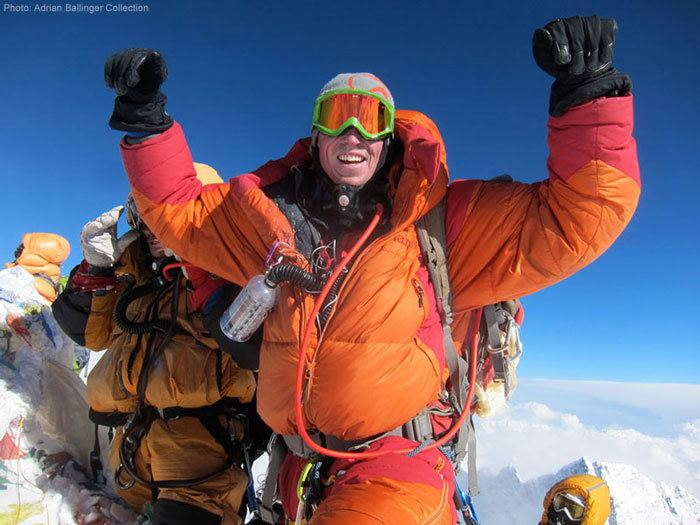 Adrian Ballinger Adrian Ballinger Marmot Athlete Marmotcom