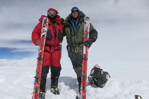 Adrian Ballinger SNEWS Marmot Athlete Adrian Ballinger Guides Complete