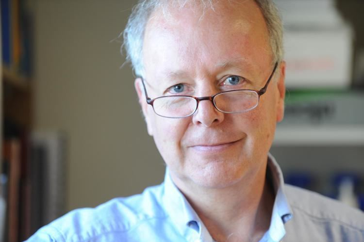 Adrian Bird Geneticist raised in Kidderminster happy with knighthood