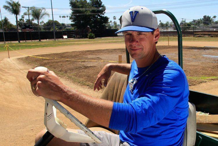Adrian Burnside Ballfield revamp rejuvenates expitcher The San Diego UnionTribune