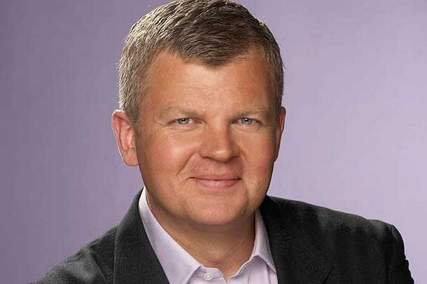 Adrian Chiles Daybreak why it didn39t work out for Adrian Chiles and