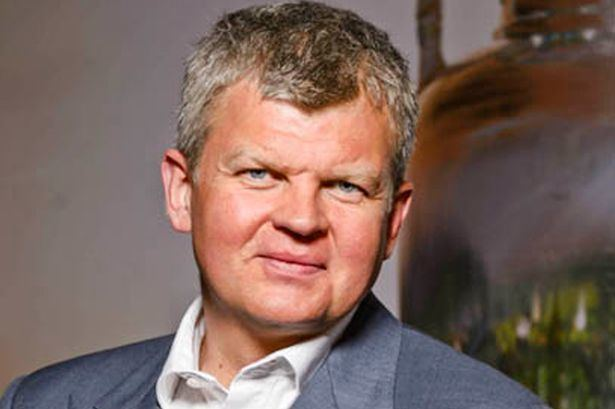 Adrian Chiles Adrian Chiles axed by ITV Twitter doesn39t have a lot of