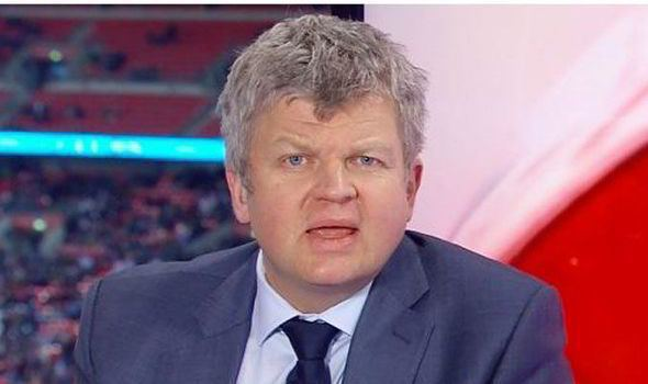 Adrian Chiles No one39s talking about England Adrian Chiles 39moptop