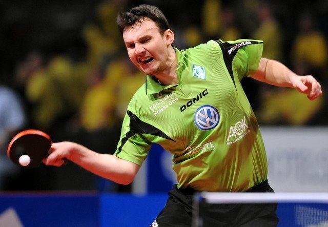 Adrian Crisan TTBL Adrian Crisan Bremens Sportler des Jahres TTNEWS