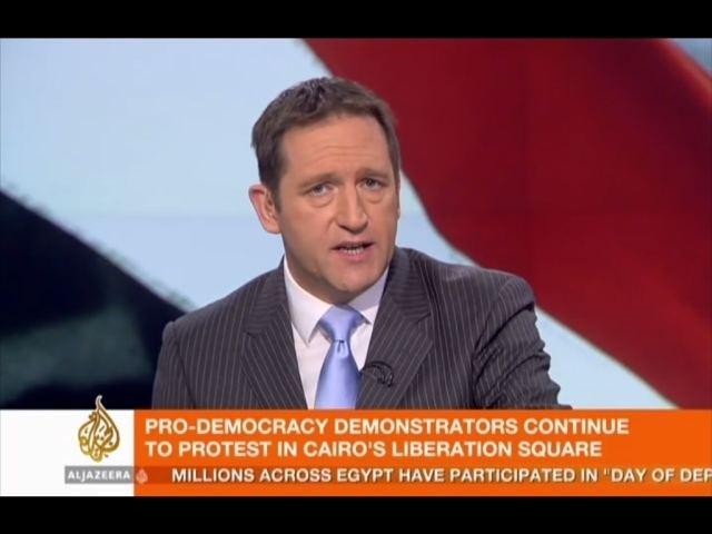 Adrian Finighan Adrian Finighan Al Jazeera English Fansite