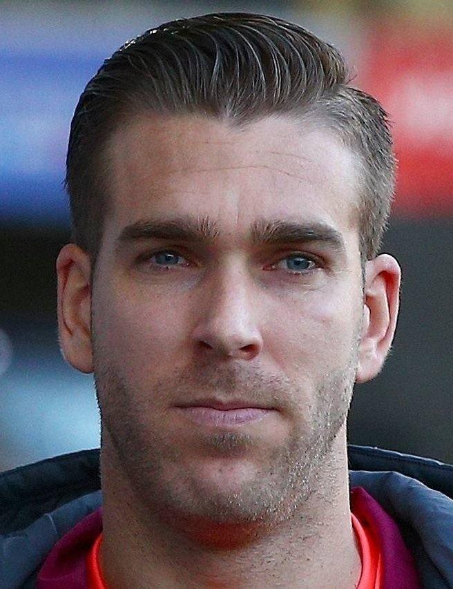 Adrián (footballer) Adrin Player Profile 1718 Transfermarkt