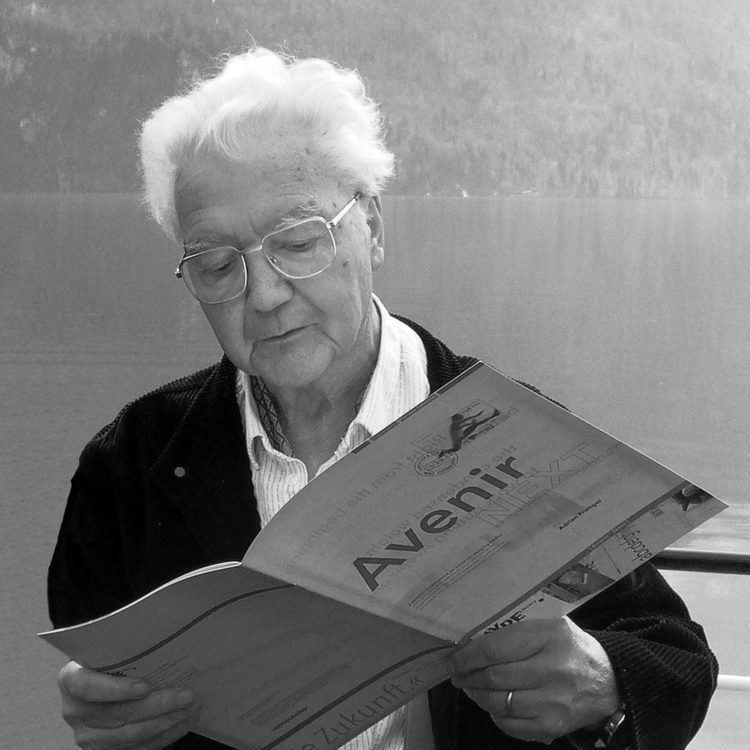 Adrian Frutiger FontShop Adrian Frutiger 19282015